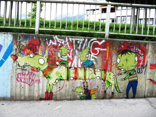 Innsbruck  subway 2010 - Nicola Ballarini