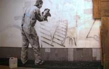 Boxi Germania street art graffiti stencil