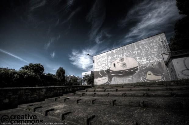 escif - street art