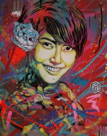 c215 graffiti street art