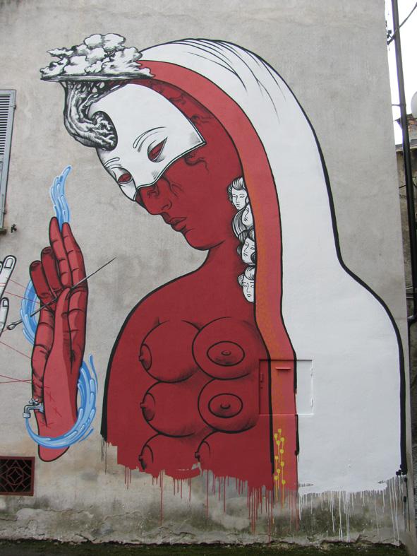 ale senso foto street art