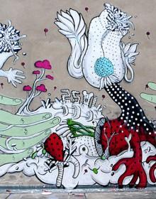 2501 - street art
