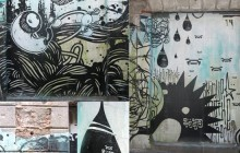 microbo street art graffiti