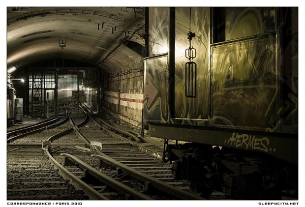 Demolizione Della Metropolitana Di Parigi Urbantrash