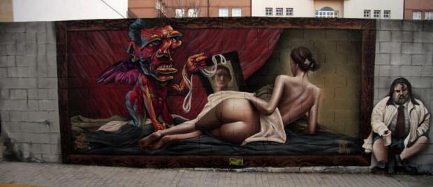 Beto-Belin-Linares street art