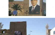 Artocracy in Tunisia by JR-4