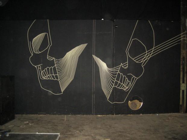 BUFFdiss street art