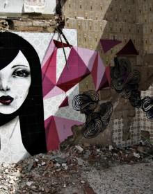 Rosh a.k.a. Raul Gandolfo street art