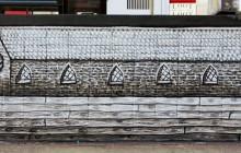 Phlegm street art graffiti