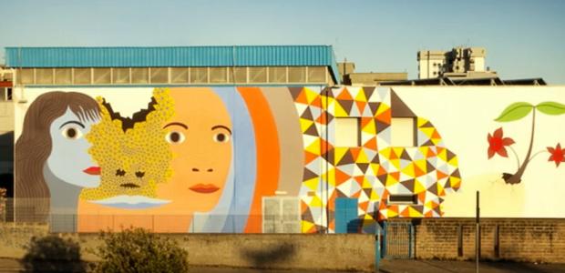 dem civitavecchia street art