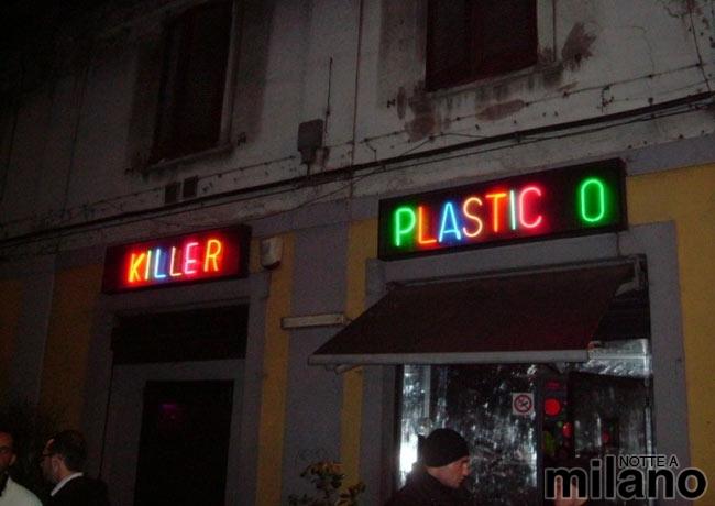 plastic milano serata gay
